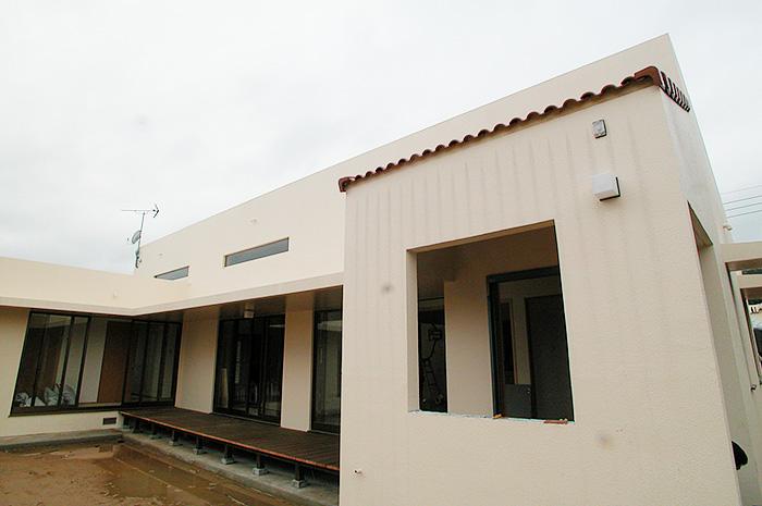名護市 平屋の建築実績