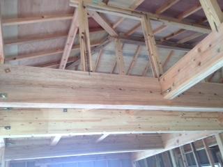 木造住宅骨組み4