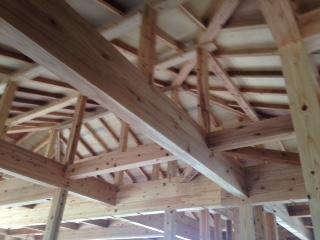 木造住宅骨組み7
