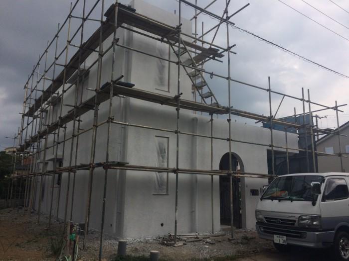 Y邸新築工事1