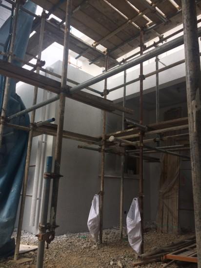 Y邸新築工事2