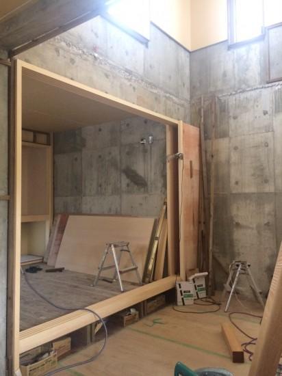 Y邸新築工事3