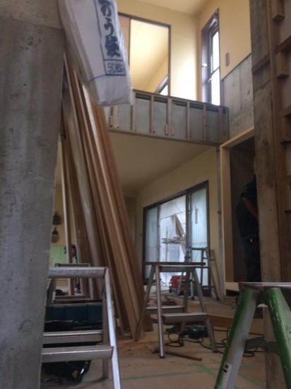 Y邸新築工事5