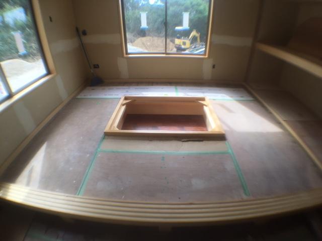高台に建つ木造住宅7